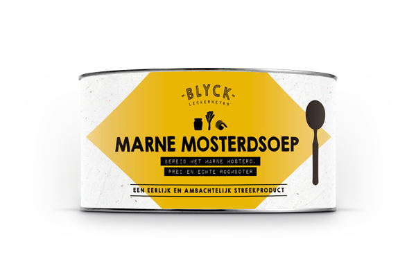 BLYCK Marne Mosterdsoep